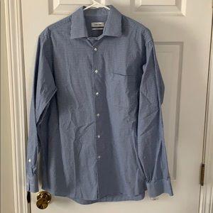 Calvin Klein Long Sleeve Button Down shirt
